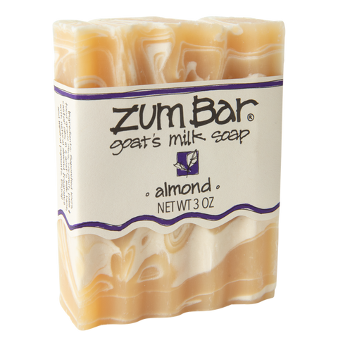 Zum Bar Goat's Milk Soap: Almond