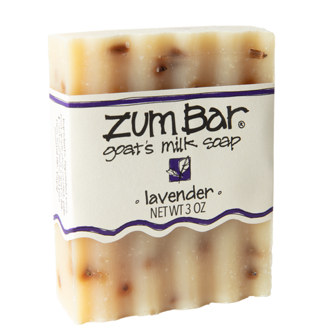 Zum Bar Goat's Milk Soap: Lavender