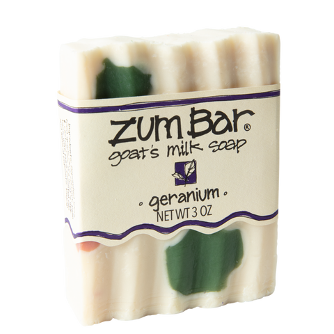 Zum Bar Goat's Milk Soap: Geranium