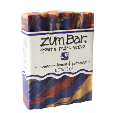 Zum Bar Goat's Milk Soap: Lavender, Lemon, & Patchouli