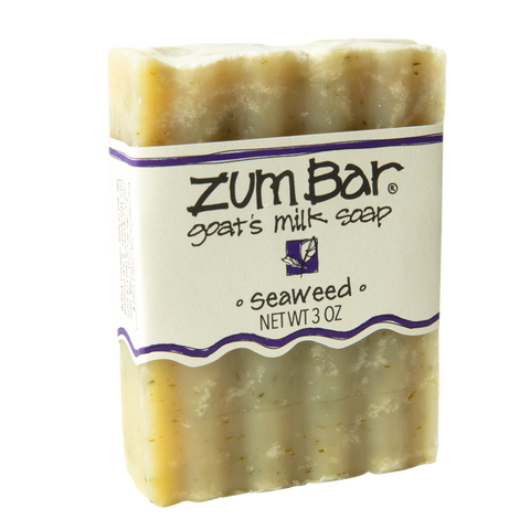 Zum Bar Goat's Milk Soap: Sea Weed
