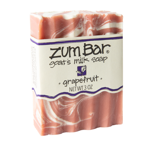 Zum Bar Goat's Milk Soap: Grapefruit
