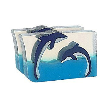 Primal Elements Handmade Soap: Dueling Dolphins