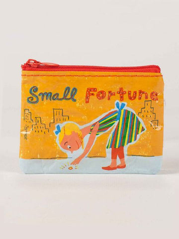 BlueQ Coin Purse: Small Fortune