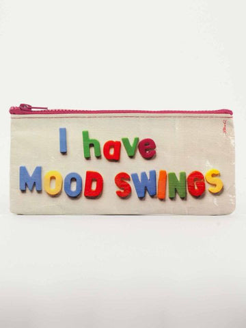 BlueQ Pencil case: I Have Mood Swings