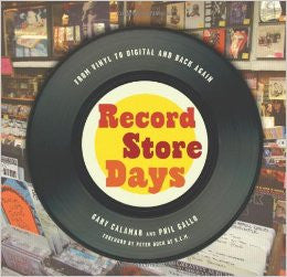 Record Store Days: From Vinyl to Digital and Back Again Paperback