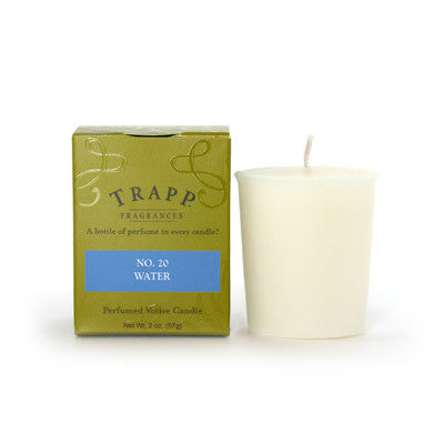 Trapp Votive No. 20 Water - 2oz.