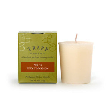 Trapp Votive Candle No. 39 Sexy Cinnamon - 2oz.
