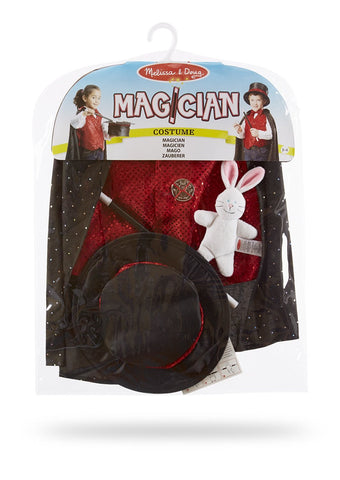 Melissa & Doug Role Play Set: Magician