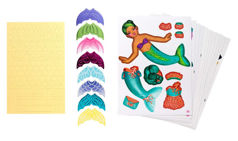 Klutz Magical Book of Mermaids