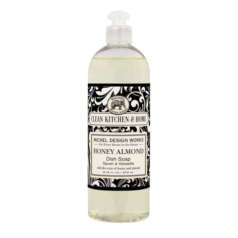 Michel Design Works Dish Soap: Honey Almond