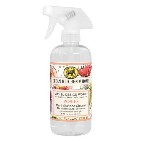 Michel Design Works Multi-Surface Cleaner: Posies