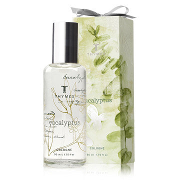 Thymes Cologne: Eucalyptus