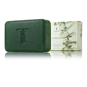 Thymes Triple Milled Soap: Eucalyptus