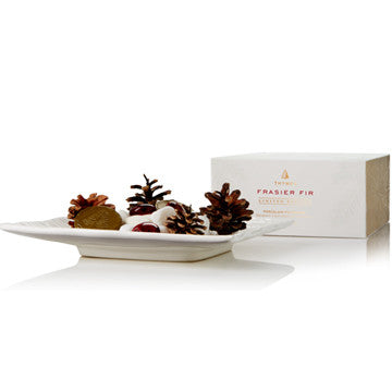 Thymes Porcelain Potpourri: Frasier Fir