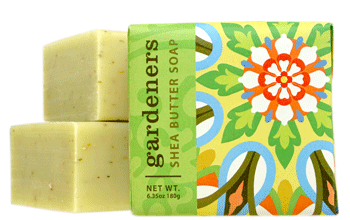 Greenwich Bay Soap: Gardeners