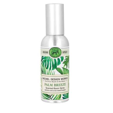 Michel Design Works Room Spray: Palm Breeze
