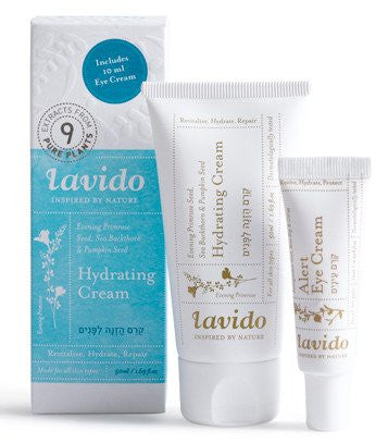 Lavido Hydrating Cream and Alert Eye Cream Duo