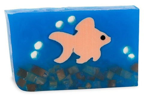 Primal Elements Handmade Soap: Ginger Fish
