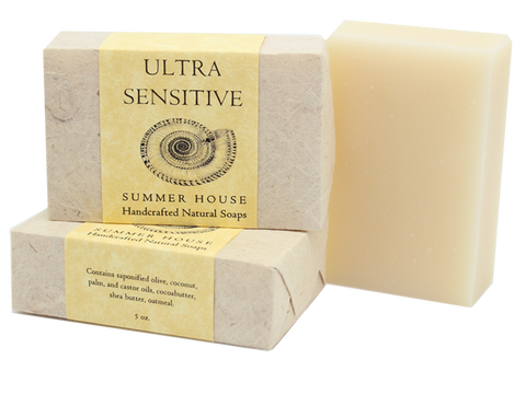 Summer House: Ultra Sensitive Summer House Natural Soap