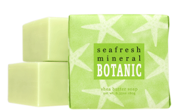Greenwich Bay Soap: Seafresh Mineral