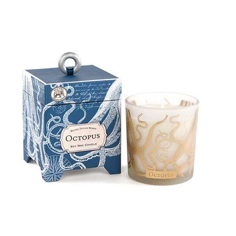 Michel Design Works Soy Candle: Octopus