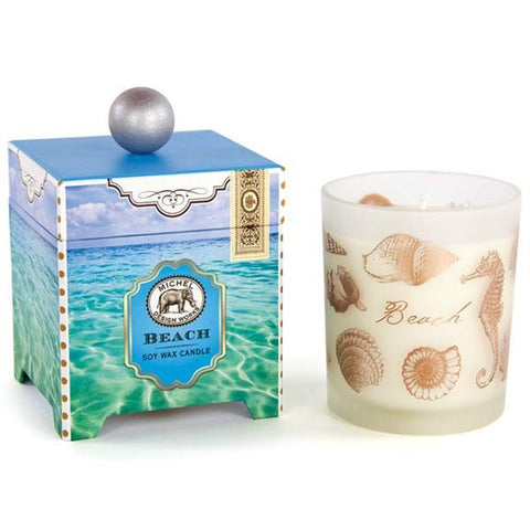 Michel Design Works Soy Candle: Beach