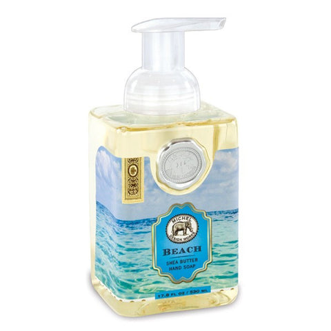 Michel Design Works Foaming Hand Soap: Beach