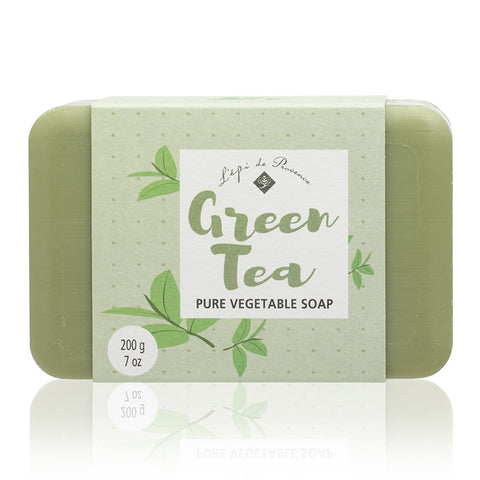L'Epi de Provence Shea Butter Bath Soap - Green Tea
