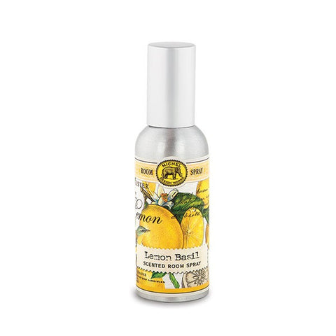 Michel Design Works Room Spray: Lemon Basil