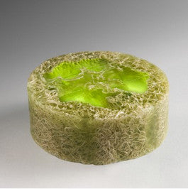 Loofa Soap: Lemongrass Sage Exfoliating