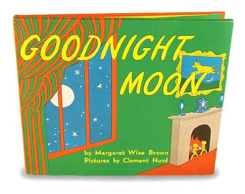 Goodnight Moon Hardcover Keepsake Book