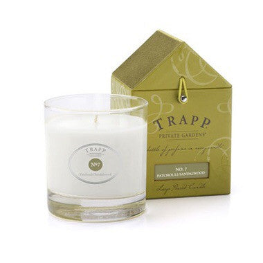 Trapp Signature Home Collection - No. 7 Patchouli Sandalwood