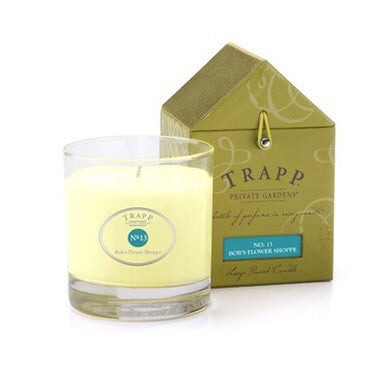 Trapp Signature Home Collection - No. 13 Bob's Flower Shoppe
