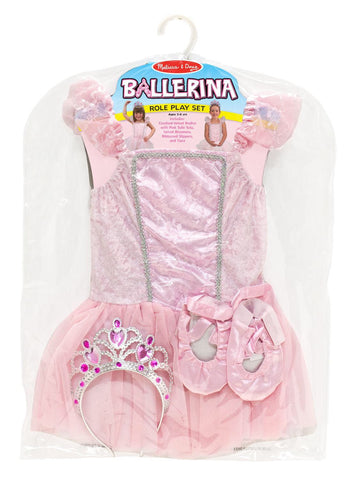 Melissa & Doug Role Play Set: Ballerina