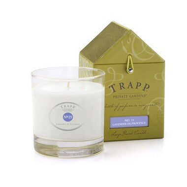 Trapp Signature Home Collection - No. 25 Lavender de Provence