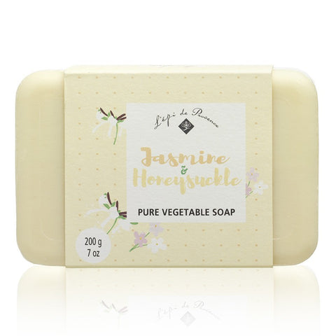 L'Epi de Provence Shea Butter Bath Soap - Jasmine & Honeysuckle