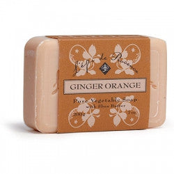 L'Epi de Provence Shea Butter Bath Soap - Ginger Orange