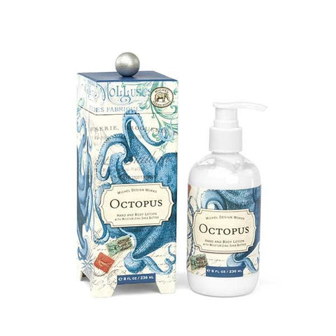 Michel Design Works Lotion: Octopus
