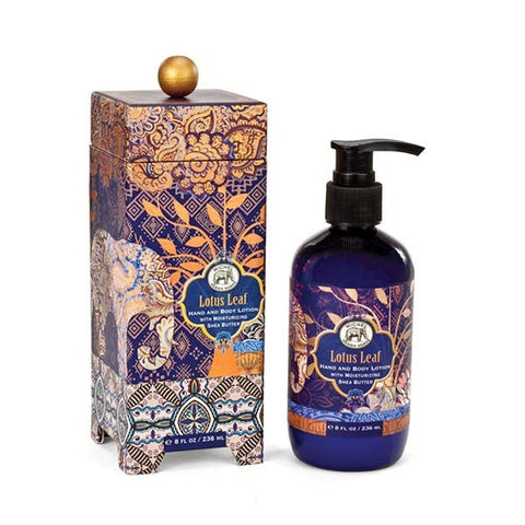 Michel Design Works Lotion: Lotus Lotion