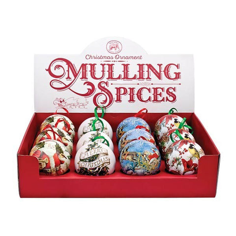 Michel Design Works: Mulling Spice Ornaments