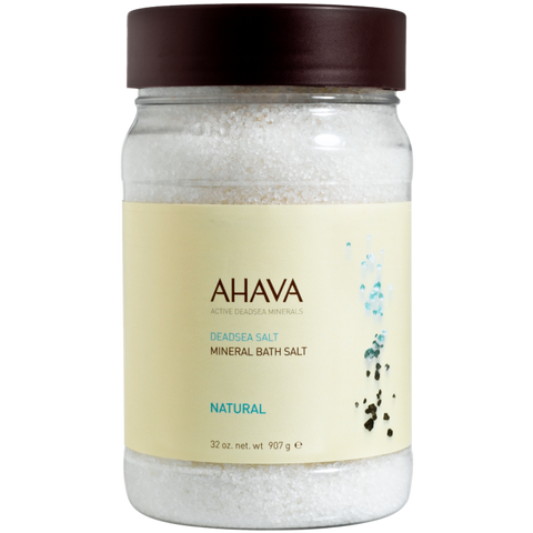 Ahava Dead Sea Mineral Bath Salt: Natural