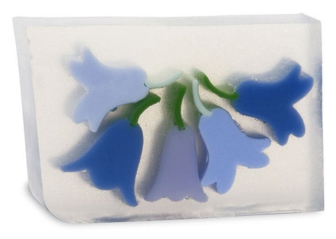 Primal Elements Handmade Soap: Blue Bells