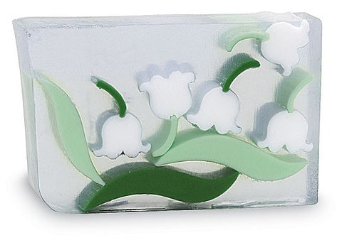 Primal Elements Handmade Soap: Lilly of the Valley