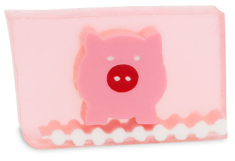 Primal Elements Handmade Soap: Pink Pig