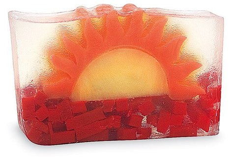 Primal Elements Handmade Soap: Sunrise Sunset