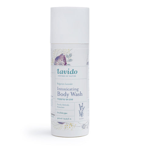 Lavido Intoxicating Body Wash: Bulgarian Lavender