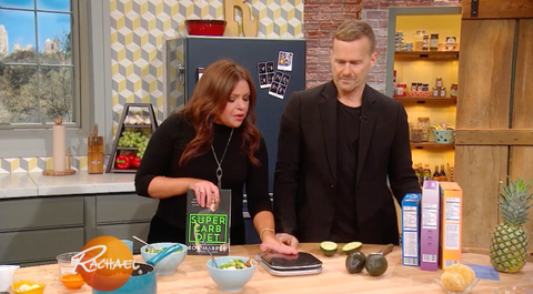 EatSmart Precision Elite Digital Kitchen Scale Featured On The Rachael Ray Show