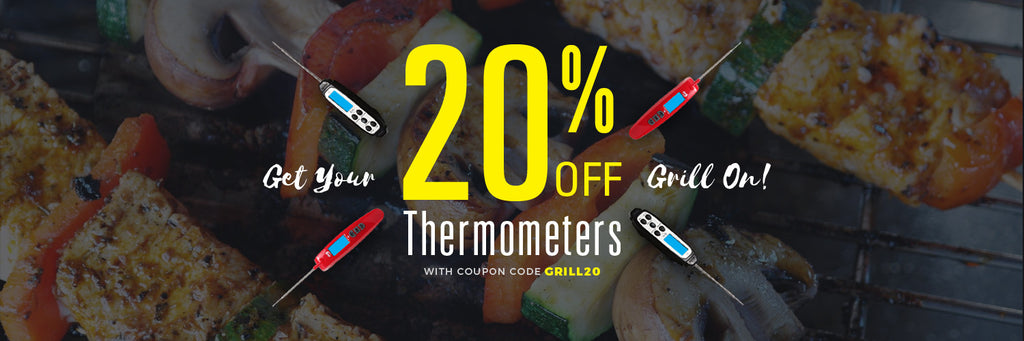 EatSmart Products Food Thermometer Sale