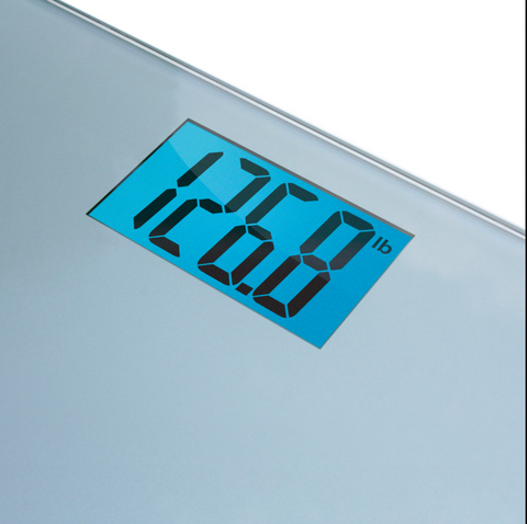 eatsmart™ precision plus digital bathroom scale  eatsmart products,